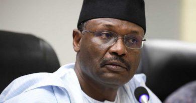 Mahmood Yakubu confirms Atiku's revelation that APC Niger senatorial candidate is INEC's contractor