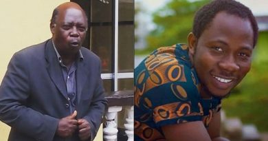 My father's name has opened many doors for me – Pa James' son