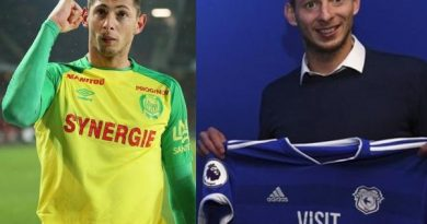 French side Nantes demand payment from Cardiff City over the £15m transfer of missing striker Emiliano Sala