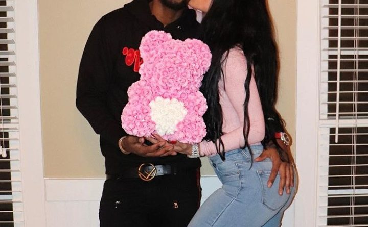 Erica Mena and Safaree publicly profess love for each other