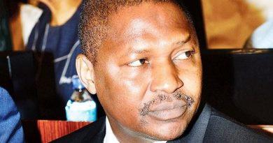 AGF Malami writes to INEC, asks for postponement of election polls in Zamfara