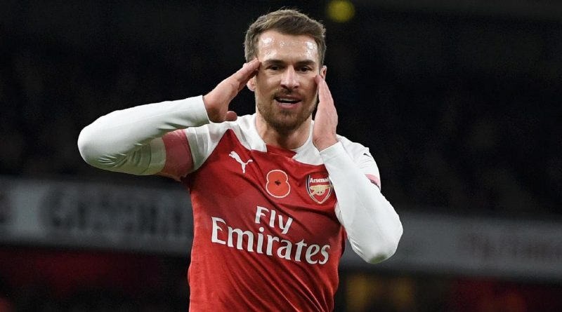 Arsenal's Aaron Ramsey set to become Britain's highest-ever paid player on £400k-a-week when he joins Juventus in £83m deal