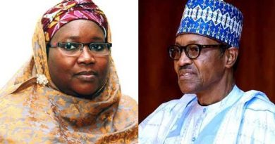 How Buhari, APC allegedly used Amina Zakari, others to sabotage INEC's effort in postponed elections – PDP reveals