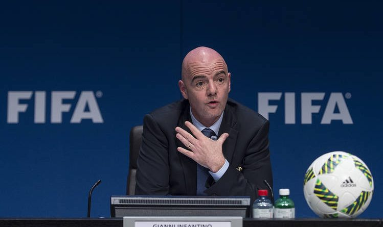 Gianni Infantino to remain FIFA president for four more years after no other candidate received backing