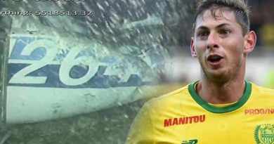 Body recovered from plane wreckage confirmed to be of footballer, Emiliano Sala