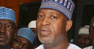 Buhari's Minister Sirika calls out INEC over 'lies about postponement'