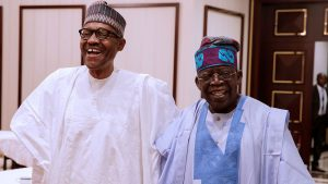 I stand with Buhari on order against Ballot box snatchers.- Bola Tinubu