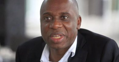 INEC is working for PDP – Amaechi reveals how