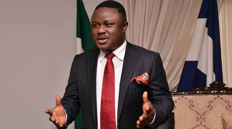 2019 Budget: Ayade presents N1.043 trillion to House of Assembly