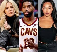 Khloe Kardashian and bestie Malika confirm Tristan was caught cheating with Kylie Jenner's best friend, Jordyn Woods