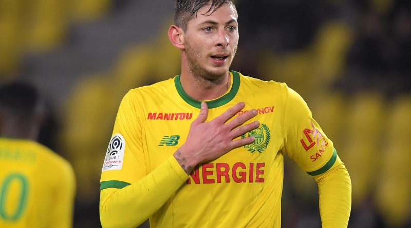 Emiliano Sala died from head and chest injuries and had to be identified by his fingerprints