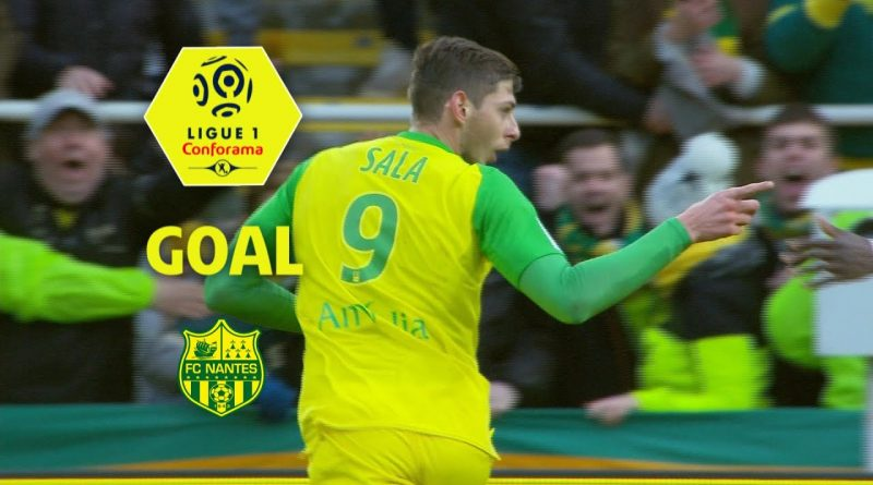 French side Nantes retire No 9 shirt in honour of Emiliano Sala after he's confirmed dead