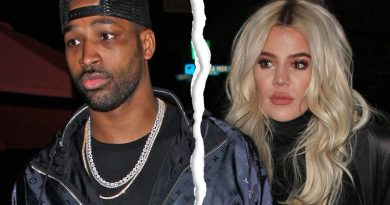 "Khloe Kardashian posts cryptic message about giving up ""what you love"" after Tristan Thompson was supposedly seen flirting with several women on Valentine's Day"
