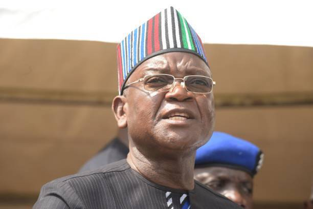 Ortom explains why he received President Buhari in Benue