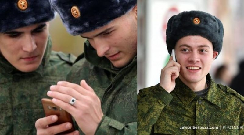 Russia bans soldiers from using smartphones while on duty after their rate of social media usage raised issues of national security
