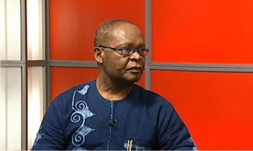 You're an elder for nothing – Igbokwe blasts Abaribe for wearing 'Dot nation' shirt