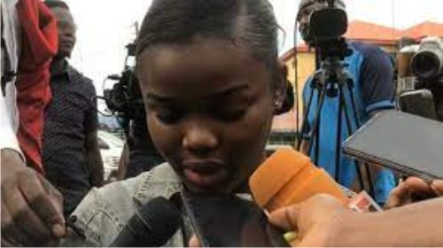Breaking! 21 Year-Old Unilag Student Speaks about How She Killed Super TV CEO