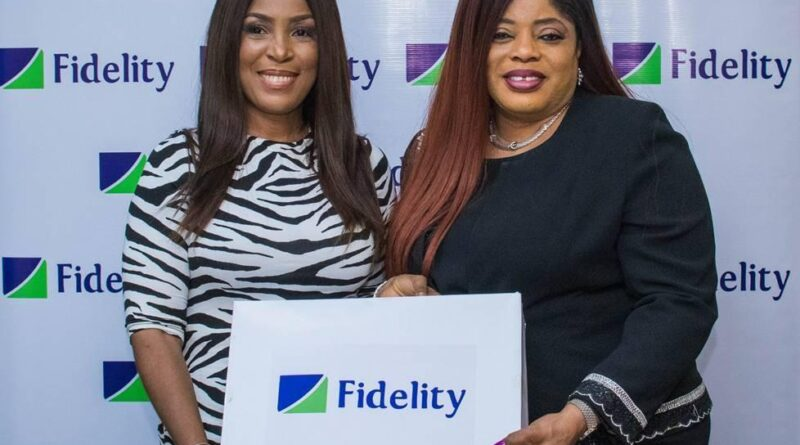 Women In Leadership: Linda Ikeji Pays Courtesy Visit to Fidelity MD