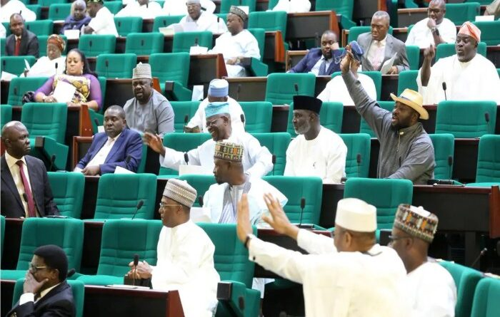 Reps pass conditional electronic transmission of results as PDP member stage walkout