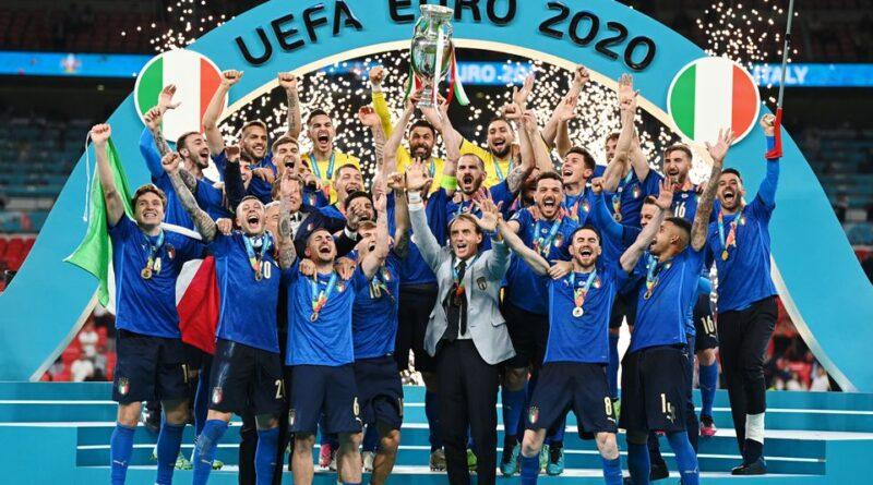 Breaking!!! Italy Defeats England, Wins UEFA Euro 2020