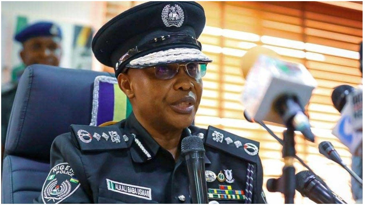 Community policing key to solving Nigeria's security challenges – IGP Alkali